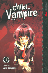 Karin is a cute little girl who also happens to be a vampire...