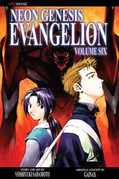 Neon Genesis Evangelion, Vol. 6