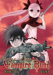 Dance in the Vampire Bund Vol. 9