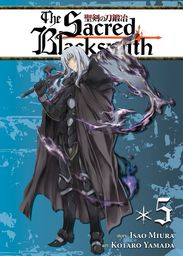 The Sacred Blacksmith Vol. 5