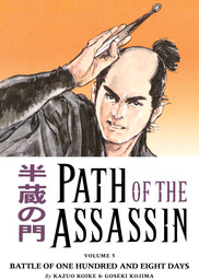 Path of the Assassin Volume 5: Battle of One Hundred and Eight Days