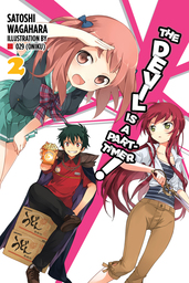 The Devil Is a Part-Timer!, Vol. 2