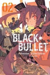Black Bullet Manga