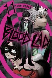 Blood Lad, Vol. 11