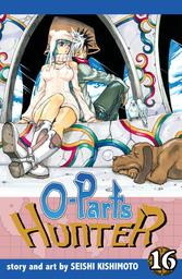 O-Parts Hunter, Vol. 16