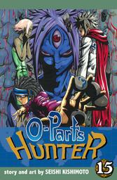 O-Parts Hunter, Vol. 15