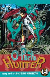 O-Parts Hunter, Vol. 14