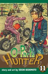 O-Parts Hunter, Vol. 11
