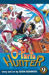 O-Parts Hunter, Vol. 9