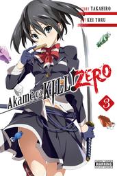 Akame ga KILL! ZERO, Vol. 3
