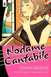 Nodame Cantabile 5
