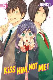 Kiss Him, Not Me 5