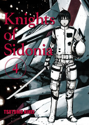 Knights of Sidonia 4