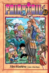 Fairy Tail 28