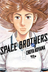 Space Brothers Volume 27