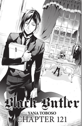 Black Butler, Chapter 121