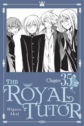 The Royal Tutor, Chapter 35
