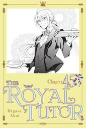 The Royal Tutor, Chapter 45