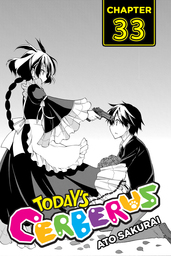 Today's Cerberus, Chapter 33