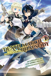 Death March to the Parallel World Rhapsody (manga)