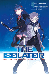 The Isolator (manga)