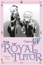 The Royal Tutor, Chapter 48
