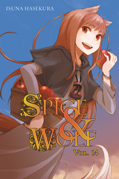 Spice and Wolf, Vol. 014 (light novel)