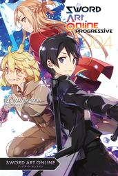 Sword Art Online Progressive 4