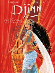 Djinn - Volume 10 - The Pavilion of Pleasures