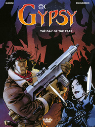 Gypsy - Volume 3 - The Day of the Tsar
