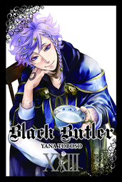 Black Butler, Vol. 23