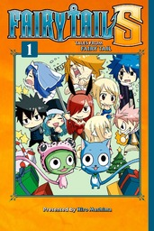"Fairy Tail ""S"" Volume 1"