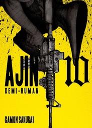 Ajin: Demi Human 10