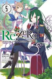 Re:ZERO -Starting Life in Another World- Light Novel