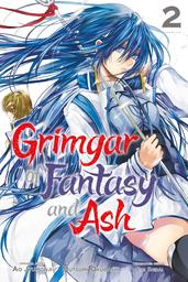 Grimgar of Fantasy and Ash Manga