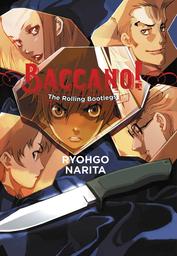Baccano! Light Novel