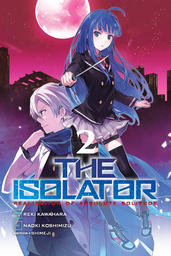 The Isolator Manga