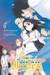 A Certain Magical Index, Vol. 9