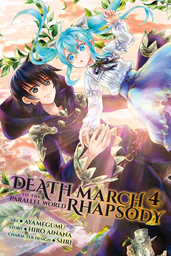 Death March to the Parallel World Rhapsody Manga