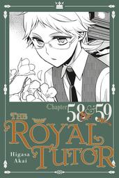 The Royal Tutor, Chapter 58