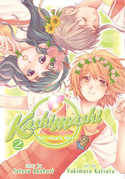 Kashimashi Girl Meets Girl Vol. 2