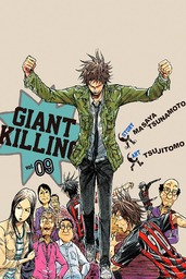 Giant Killing Volume 9