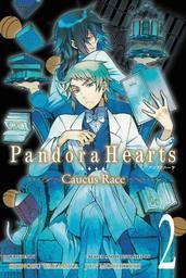 PandoraHearts Caucus Race, Vol. 2