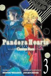 PandoraHearts Caucus Race, Vol. 3