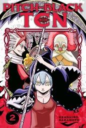 Pitch-Black Ten Volume 2