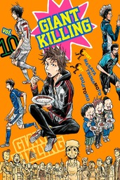 Giant Killing Volume 10