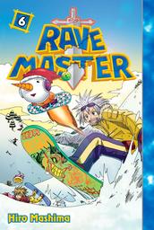 Rave Master Volume 6