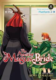 The Ancient Magus' Bride Vol. 8