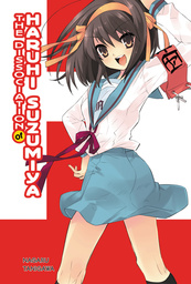 [LightNovel] The Dissociation of Haruhi Suzumiya