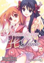 Strawberry Panic Vol. 3
